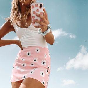 Shelly mini skirt
